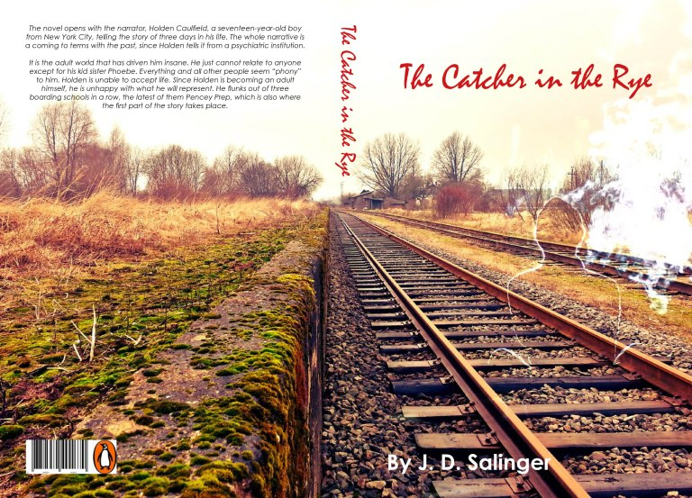 thesis on catcher in the rye The themes of loneliness & alienation in jd salinger's 'the catcher in the rye' loneliness and alienation are two very important themes in jd salinger's.